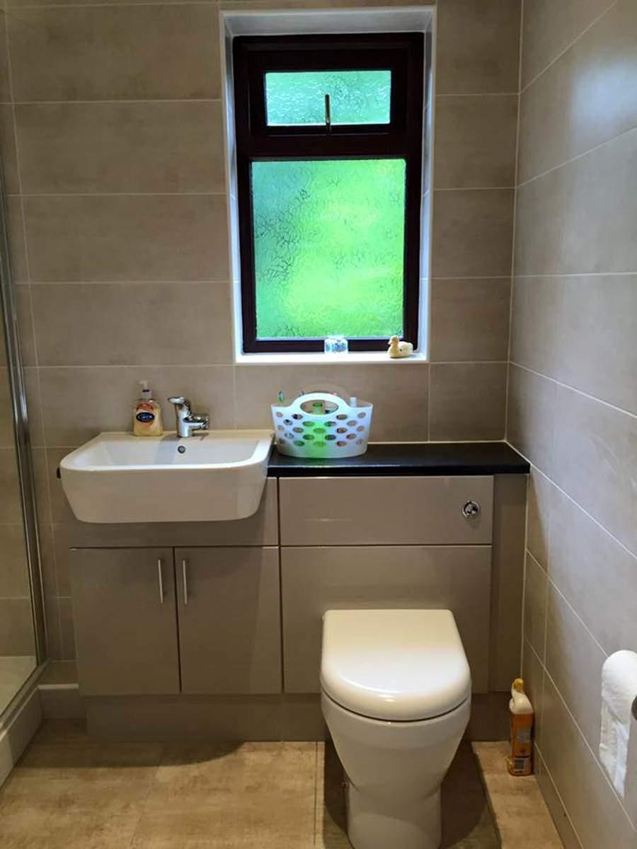New bathroom install homematas for New bathroom installation