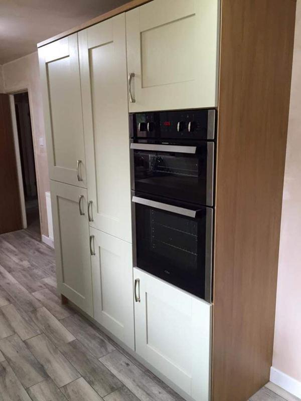 Pictures of a new cooker