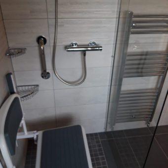wetroom shower enclosure